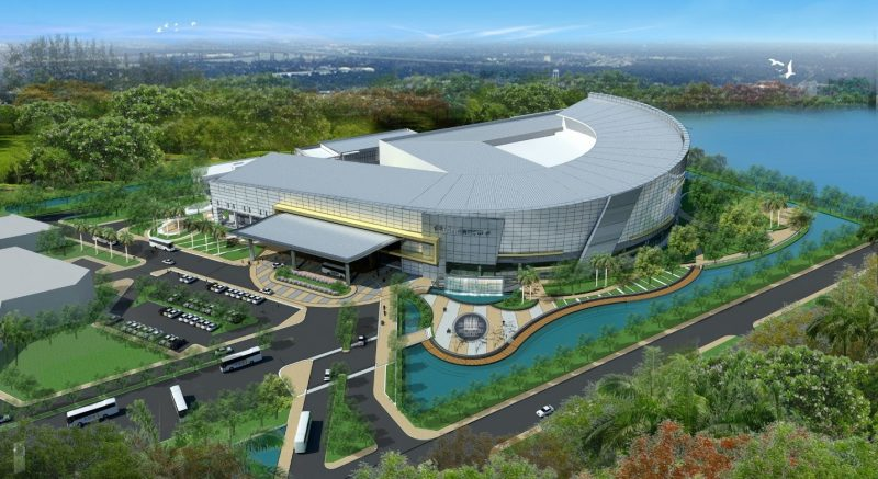 Thailand largest ecology and environment museum project : Rama 9 Museum